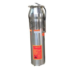 GC/国产 龙事达喷泉泵 QSP100-17-7.5 304不锈钢  功率7.5kW 1台