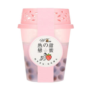 FARCENT/花仙子 Hi Tea 奶茶香氛(莓莓甜心) AA2891PXC 250mL 1瓶