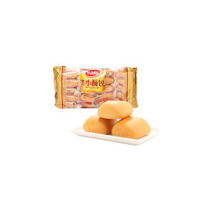 DALIYUAN/达利园 法式小面包香奶味 6911988011619 400g 1包