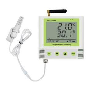 PRSENS/普锐森社 GPRS温湿度变送器 GPRS-4G型I代/-40~80℃/外延探头 无线远程实时手机监控 1台