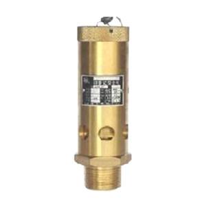 AFS/埃弗斯 A28X系列弹簧全启式安全阀 A28X-16T-DN15 内外螺纹接口 黄铜阀体 整定压力0.9MPa 1个