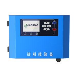 KORNO/科尔诺 控制报警器 DN1000-X 8通道 4~20mA输入 RS485输出 1个