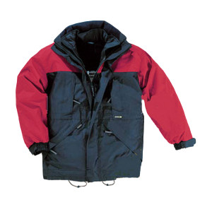 DELTA/代尔塔 零下20℃新雪丽防寒服 405321 S 红色(RO) 1件