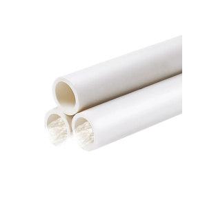 YUCHENG/禹成 PVC管 4分 20mm×3mm×1m 白色 1米