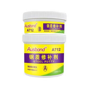 AUSBOND/奥斯邦 钢质修补剂 712 A437g+B63g 1组