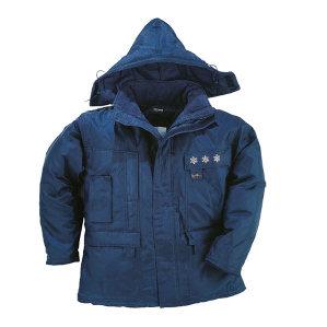 DELTA/代尔塔 涤纶牛津布极低温防寒夹克 405006 XL 藏青色(BM) 1件