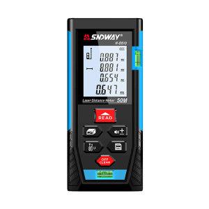 SNDWAY/深达威 测距仪 H-D510 量程0.05~50m ±1.5mm 2.0高清大屏 99笔存储 1台