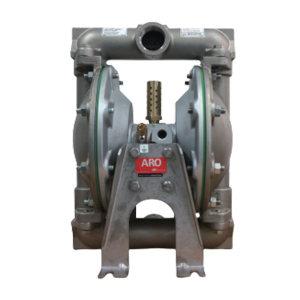 """INGERSOLL RAND/英格索兰 气动隔膜泵 66627B-244-C-V防爆型 2寸 最大流量39.06m3/h 接口2"""" 最大工作压力8.3bar 聚四氟乙烯膜片 吸上高度8.3m 1台"""