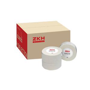 H SELECTION/震坤行家精选 速溶商用大卷纸 ZKH021 双层 135mm×92mm×240m 750g×12卷 1箱