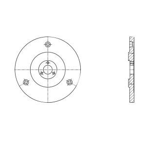 CHANDOX/千岛 三爪卡盘 SE-02 1个