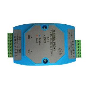 GC/国产 modbus RS485集线器 多个主机同时与modbus(RS485)从机通讯 不带内部从机(外壳是亚当壳) 1个