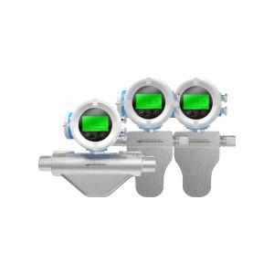 MEGA-TEK/迈格仪表 一体式质量流量计 MG9900AMF025A-WS2LB-C1JD1-DSH02CPEN 3~80kg/min DN25 压力等级280kPa 4~20mA+HART协议 法兰连接 精度0.5% 1只