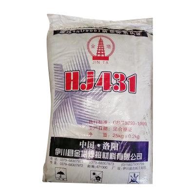 JIN TA/金塔 焊剂 HJ431 25kg 1包