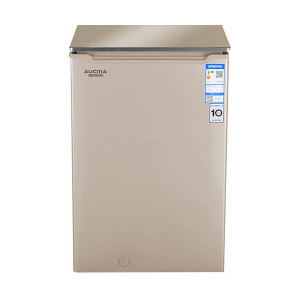 AUCMA/澳柯玛 家用冰柜 BC/BD-103GEX 103L 金色 一级能效 1台
