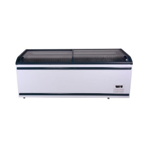 AUCMA/澳柯玛 商用冷柜 IHF-D2209P 自动化霜款 800L 白色 2155×853×860mm 1台