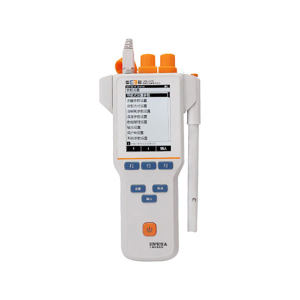 LEICI/雷磁 便携式溶解氧测定仪 JPBJ-608 溶解氧浓度0.00~19.99mg/L 示值误差±0.3mg/L 溶解氧饱和度0.0~199.9% 0.0~40.0℃ 配套测量范0.00~19.99mg/L 1台