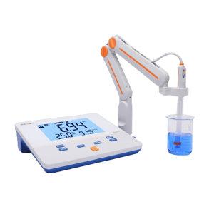 LEICI/雷磁 台式pH计 PHS-3E 2点校准 自动温度补偿 1套