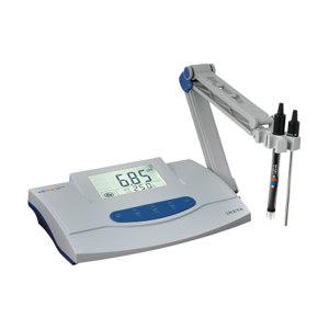 LEICI/雷磁 台式pH计 PHS-3C 2点校准 手动温度补偿 精度±0.01pH 1套