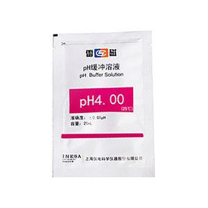 LEICI/雷磁 pH缓冲试剂 780601N03 pH4.00 20mL×30袋 1套