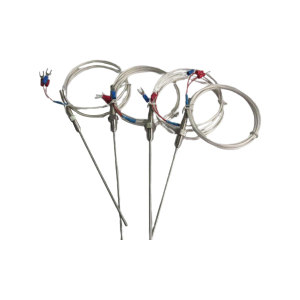 ZHENHANG/振航 温度传感器 TR2432-4 0~300℃ 316L不锈钢 φ12mm 附省级或国防计量检定证书 物料号8011997 1个