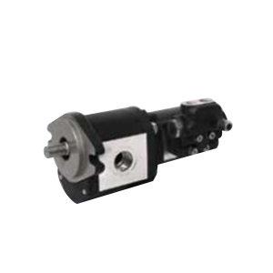 CASAPPA/凯斯帕 Casappa齿轮泵组 PLP20.14D0-82S1-LGE/GD-N-(CHS)  排量1453cm³ 工作压力25MPa 3kW 380VAC 1500RPM 1个