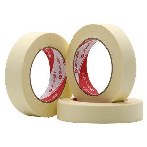 JINGHUA/晶华 耐中温80℃美纹纸胶带 3109G 20mm×50m 40卷 1箱