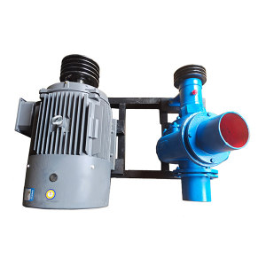 FIRST PUMP/第一水泵 卧式抽砂泵 NS65-10 电动皮带传动 额定流量45m3/h 额定扬程10m  4kW 1台