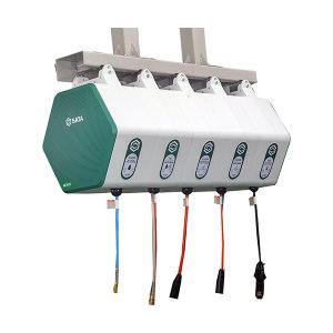 SATA/世达 可组合式双管型卷管器 AE3007 7m 1个