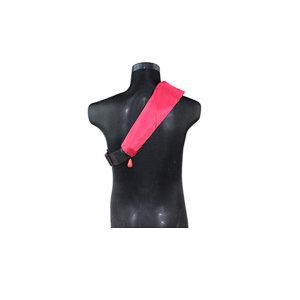 MOUFU/谋福 腰带式全自动气胀充气救生衣 90152 均码 139×26cm(完全打开未充气状态) 1件