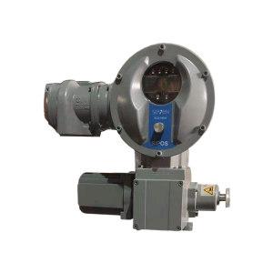SIPOS/西博思 电动执行机构 2SA7321-5EE00-4AB4-Z 380V 带定位器 带控制板 1台