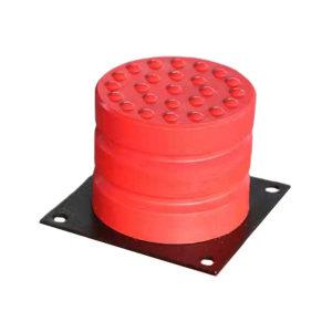 GC/国产 聚氨酯缓冲器 JHQ-C-5 φ100mm 缓冲行程30mm 1件