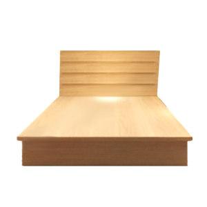 BCYC/博成永昌 1.5m双人床 2000×1500×1420mm 含2个床头柜 1个