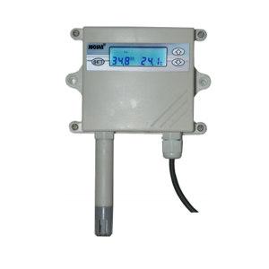 JUCSAN/九纯健 温湿度变送器 JCJ175A 4~20mA信号输出 带显示 端子接线 1台