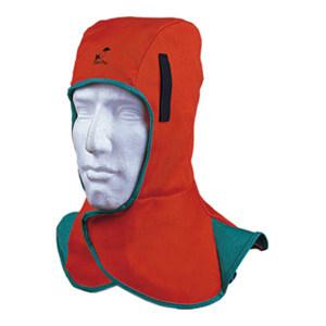 WELDAS/威特仕 红色全护式焊帽 23-6690 1个