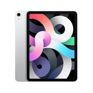APPLE/苹果 平板电脑  iPad Air 10.9英寸 256GB WLAN版/A14芯片/触控ID/全面屏MYFW2CH/A 银色 2020年新款 1台