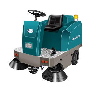 ABRAM/亚伯兰 无蓬款小型驾驶式扫地车 YBL-1300(报备机型) 48V 清洁效率8100m2/h 清扫宽度130cm 1辆