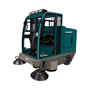 ABRAM/亚伯兰 全封闭双吸风驾驶式扫地车 YBL-2000S(报备机型) 48V 清洁效率16000m²/h 清扫宽度200cm 1辆