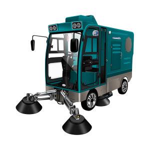 ABRAM/亚伯兰 大型四轮锂电池驾驶式扫地车 YBL-2200锂电款(报备机型) 48V 清洁效率18900m²/h 清扫宽度220cm 1辆