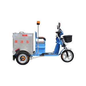 ABRAM/亚伯兰 120L不锈钢桶电动三轮保洁车 YBL-120BC(报备机型) 1900×740×1250mm 1辆