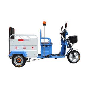 ABRAM/亚伯兰 电动三轮铁箱单桶车(配1个240L垃圾桶) YBL-240C(报备机型) 2170×1000×1270mm 1辆