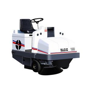 DULEVO/道路宝 意大利进口原装驾驶式燃油款重粉尘扫地车 1100DL(报备机型) 清洁效率 10100m²/h 清扫宽度110cm 1辆