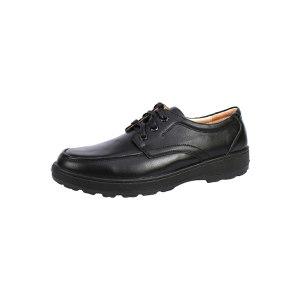 DUNWANG/盾王 男款行政工作鞋 8555-8 40码 黑色 防静电 1双