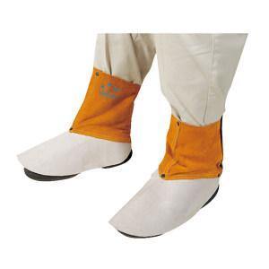 WELDAS/威特仕 全皮护腿脚盖 44-2106 15cm 1副