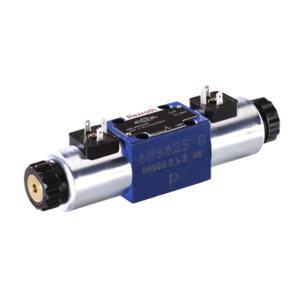 REXROTH/力士乐 液压电磁阀 R900561286 4WE 6 H62/EG24N9K4 1套