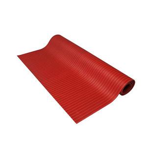 RISMAT/丽施美 特盾系列橡胶绝缘垫 TPTDT3-17.5-R 红色条纹 1m×7.5m×3mm 5kV 1块