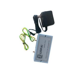 CLEANROOM/净雅 防静电手腕带报警器 SURPA-518-2 双工位 含电源适配器×1+接地线×2 1个