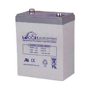 LEOCH/理士 理士阀控式铅酸蓄电池 DJ150(2V150Ah) 1块