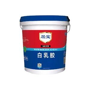 GELIAHAO/哥俩好 白乳胶 1号居宝 7kg 1桶