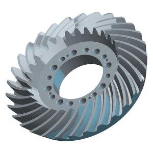 CSIC/重齿 大螺伞齿轮 JLXM315-1002 1件