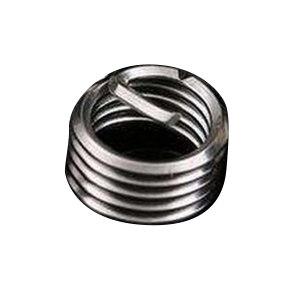 BASHAN/巴山 普通型有折断槽钢丝螺套 10*1.5*10 1Cr18Ni9 GJB119.1A-2015 1件